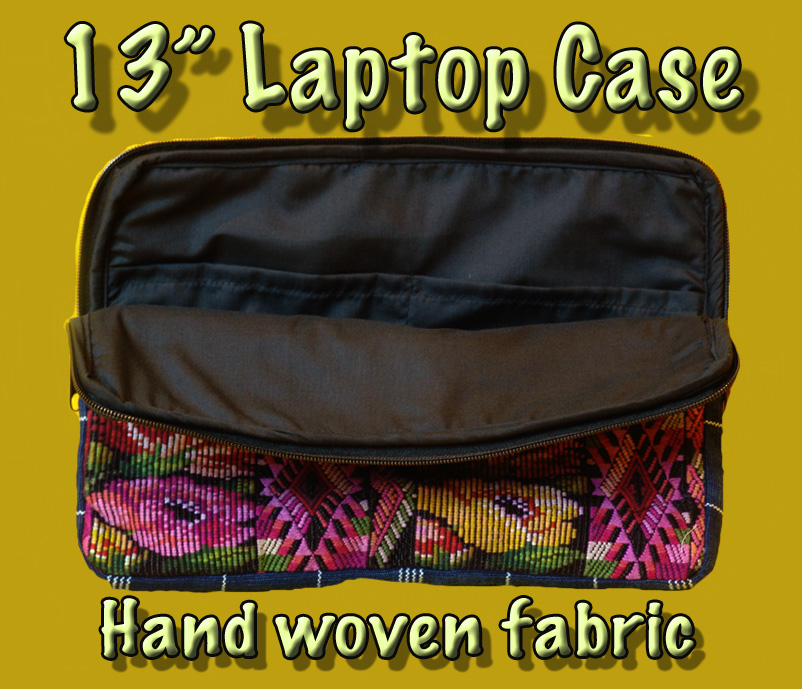Guatemalan Laptop Case - 13""