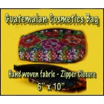 Guatemalan Cosmetics Bag - Small