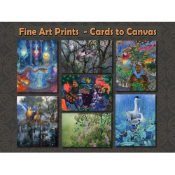 Fine Art Prints and Cards